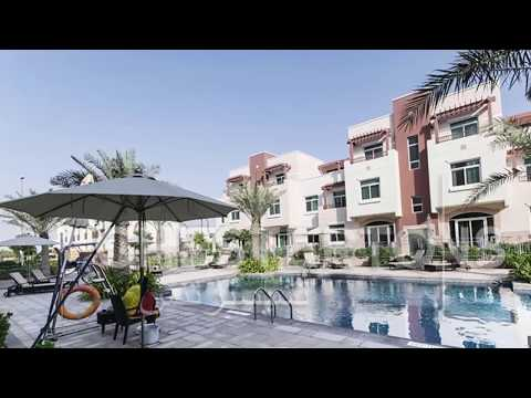 Al Ghadeer Village Abu Dhabi beautiful and quiet community in the heart of the desert next to Dubai