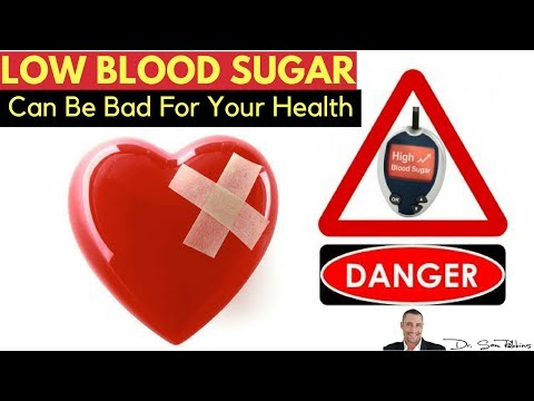 🍬WARNING: Why Low Blood Sugar Can Be BAD For Your Health