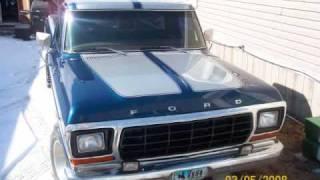 78 ford al estilo chihuahua