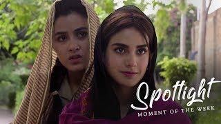Ranjha Ranjha Kardi   Episode #15   Moment Of The Week   HUM Spotlight