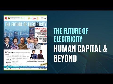 [Ecadin x DJK] The Future of Electricity: Human Capital and beyond
