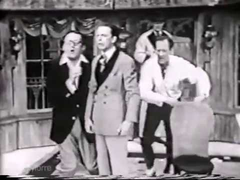 Rifleman Chuck Connors Shoots for Laughs with Don Knotts
