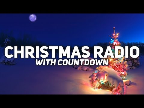 Christmas Music Radio 🎄 Christmas Countdown