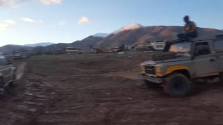 Iranian Off Road Toyota Land Cruisers , Nissans , Landrover and Pajero