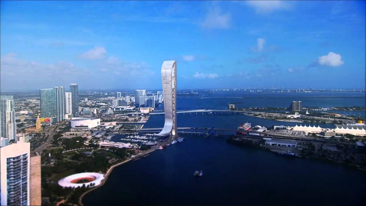Skyrise Miami 3d Animated Intro Youtube