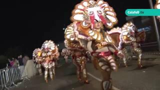 Carnaval Xurigué 2017  - Rua de Segur de Calafell