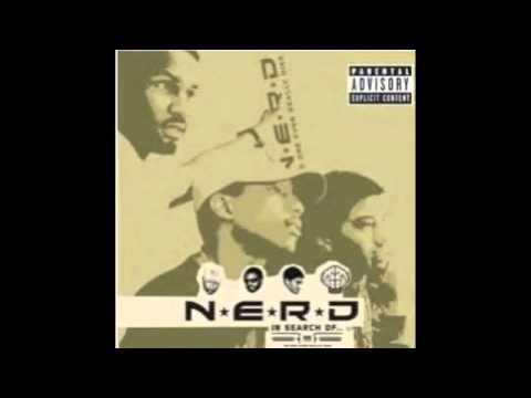 N.E.R.D. - Bobby James / Hidden Track