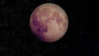 Тихая усыпляющая музыка для сна и сеансов релаксации  Луна Космос Частицы Частоты