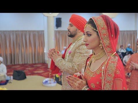 Punjabi Wedding Malaysia   Inderjit & Kiran