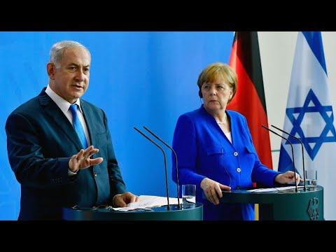 Iran to unleash refugee wave, Netanyahu warns Germany
