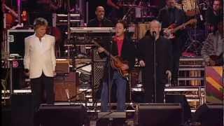 Paul McCartney, Eric Clapton, Joe Cocker  & Rod Stewart - All You Need Is Love (LIVE) HD