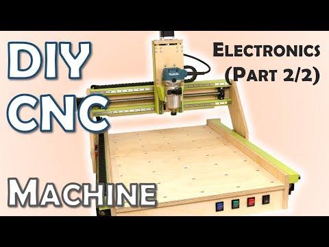 DIY CNC Machine - Electronics | Part 2/2
