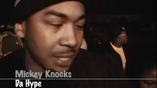 Classic CT Hip Hop Battle/Cypher Footage!!  Mugga Mick & Tiff Johnson 2002