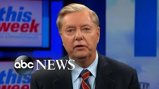 Graham: 'I have a lot of sympathy' for Ford but 'allegations did not hold up'