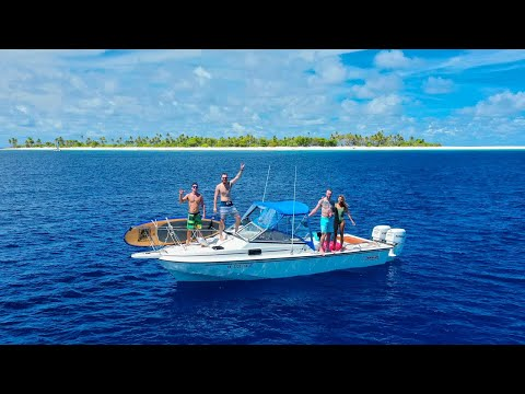 Silverland, Sharks, And Camping In Kwajalein Atoll