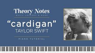 Baixar cardigan - Taylor Swift | Piano Tutorial