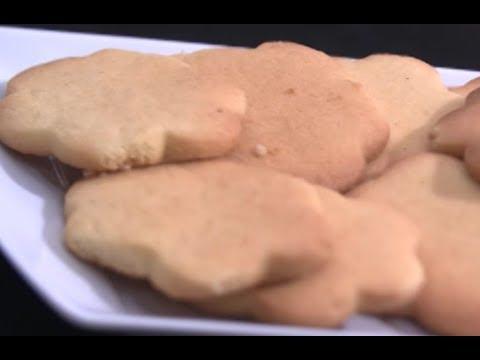 بسكويت الزبدة - كيكة دقيق الذرة - تارت القهوة | سارة عبد السلام | سنة اولي طبخ PNC FOOD