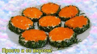 Идея для новогодних бутербродов ПРОСТО и со ВКУСОМ
