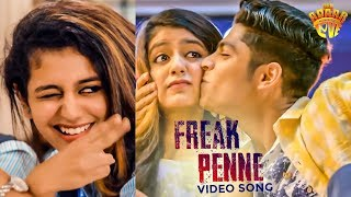 Oru Adaar Love | Freak Penne Song Reaction | Priya Varrier, Roshan Abdul, Noorin Shereef | TT 155