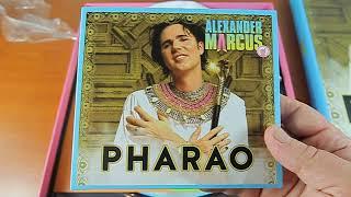 Alexander Marcus - PHARAO -  Ltd Fanbox - Unboxing