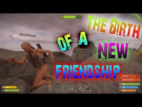 The Birth of a New Friendship Rust Solo Adventure #9