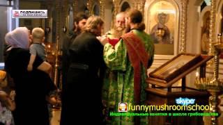 Утренняя служба в Монастыре НИКОРЯНЫ, Молдова(Как проходит утренняя служба в монастыре Никоряны вы можете узнать из видео