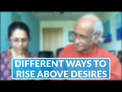 Hindu Academy Video 2-Different Ways To Rise Above Desires