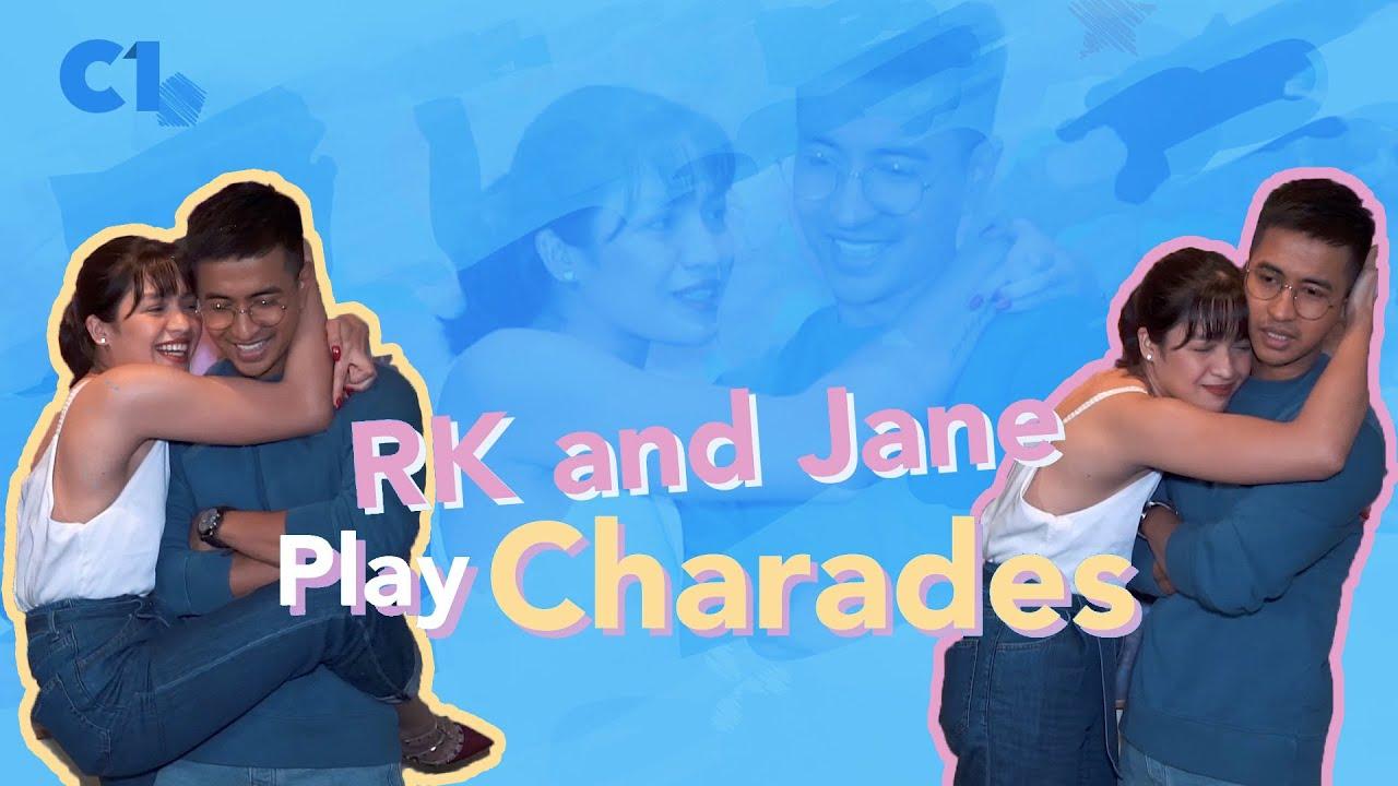 Ano Yan Make Love Rk And Jane Play Charades