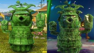 Растения против Зомби 2 Садовая Война - ДЖЕЙД КАКТУС [Jade Cactus] - Обзор