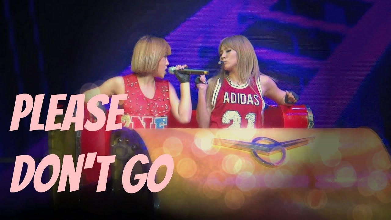 CL & MINZY | PLEASE DON'T GO - LEGENDADO (PT-BR) - YouTube