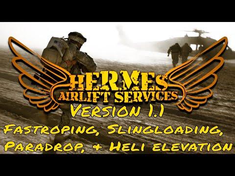 Hermes Airlift Services Script от Rydygier & Gunter Severloh