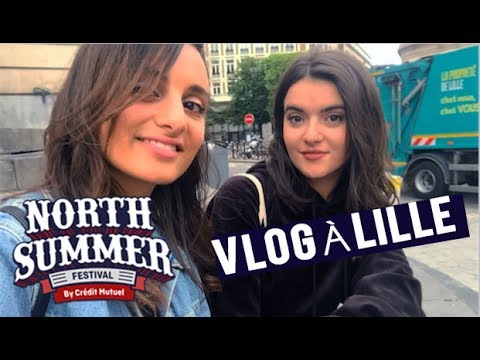 Paris - Lille to see Justin Bieber ! Vlog North Summer Fest