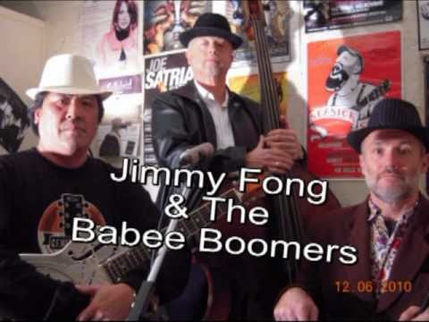 jimmy fong & the Babee Boomers(can't be satisfied)