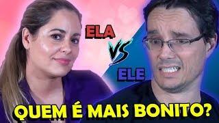 PETER VS ANDREZA, QUASE SAIU BRIGA! - TAG: ELE E ELA