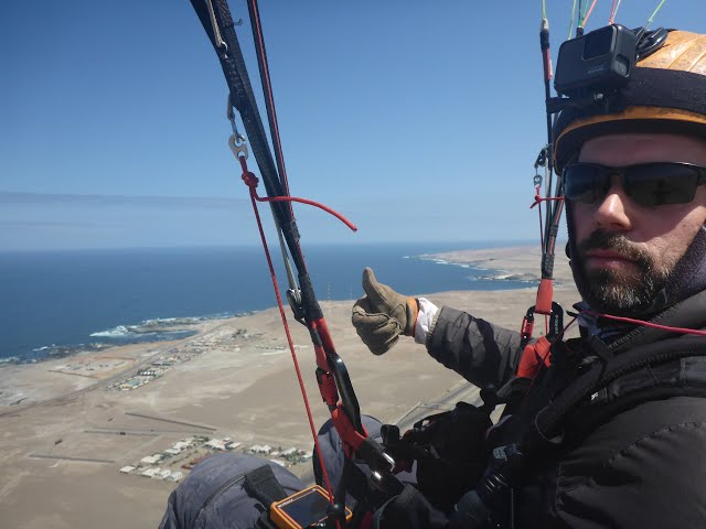 Paragliding in Chile Part 2 outdoor-life