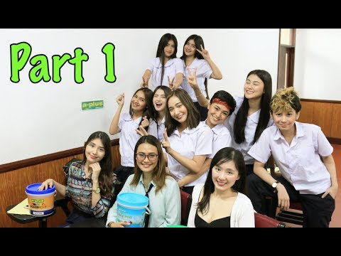 A-Plus University (BACK TO SCHOOL SITCOM) part 1