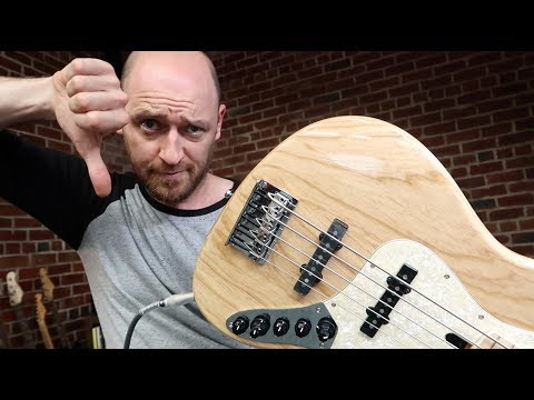 Why you SHOULDN'T play a 5 string bass...