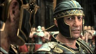 Ryse: Son of Rome - The Death of King Oswald and the Start of WAR