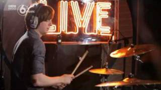 Foals Total Life Forever Live BBC Radio 6