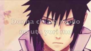 Scenario - Sugiyama Noriaki (Uchiha Sasuke) Lyrics