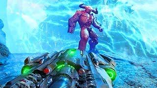 DOOM ETERNAL 25 Minutes of Gameplay So Far (FPS Game 2019) DOOM Eternal Gameplay Trailers