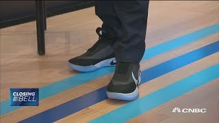 Nike unveils first