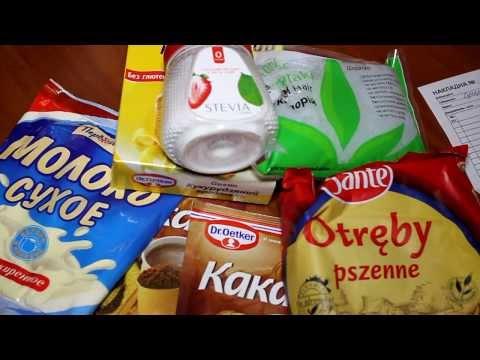 Список разрешенных и запрещенных продуктов для диеты Дюкана