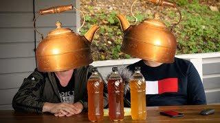 ТБП(18+):  Домашнее пивоварение (Пробуем что получилось)