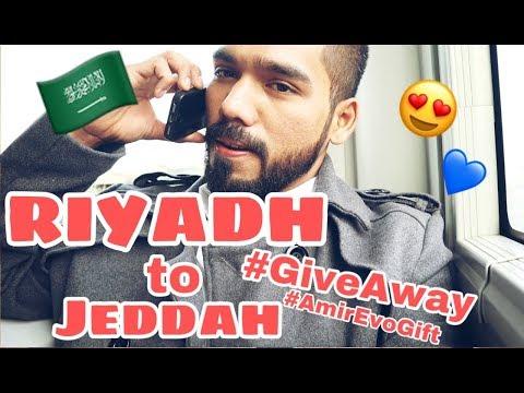 TRAVEL VLOG | riyadh to jeddah + GIVEAWAY WINNER | OFW LIFE