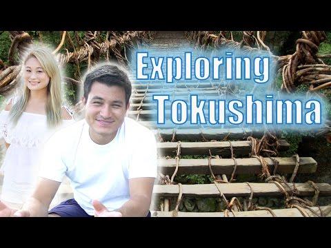 Exploring Tokushima With OkanoTV & Moe Style