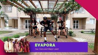 Baixar Evapora - Iza, Ciara and Major Lazer - Cia Zero 41 (Coreografia Oficial)