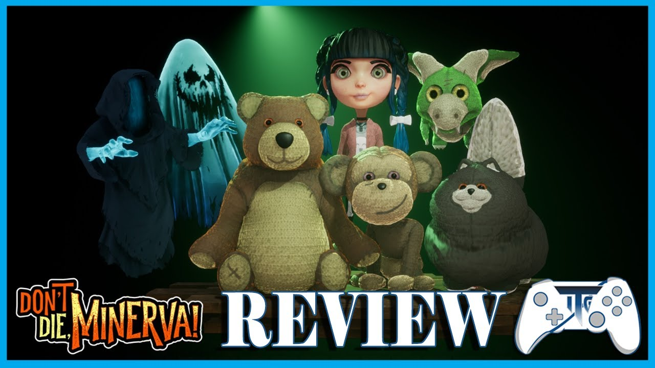 Don't Die, Minerva! Review (Video Game Video Review)
