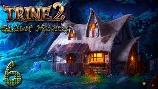 Trine 2: Goblin Menace прохождение на геймпаде часть 6 Элементаль и виверны