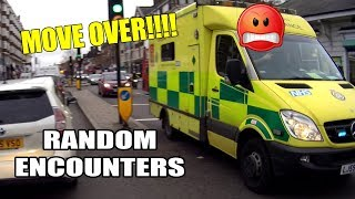 Driver Not Pulling over for Ambulance - Random Encounters 180